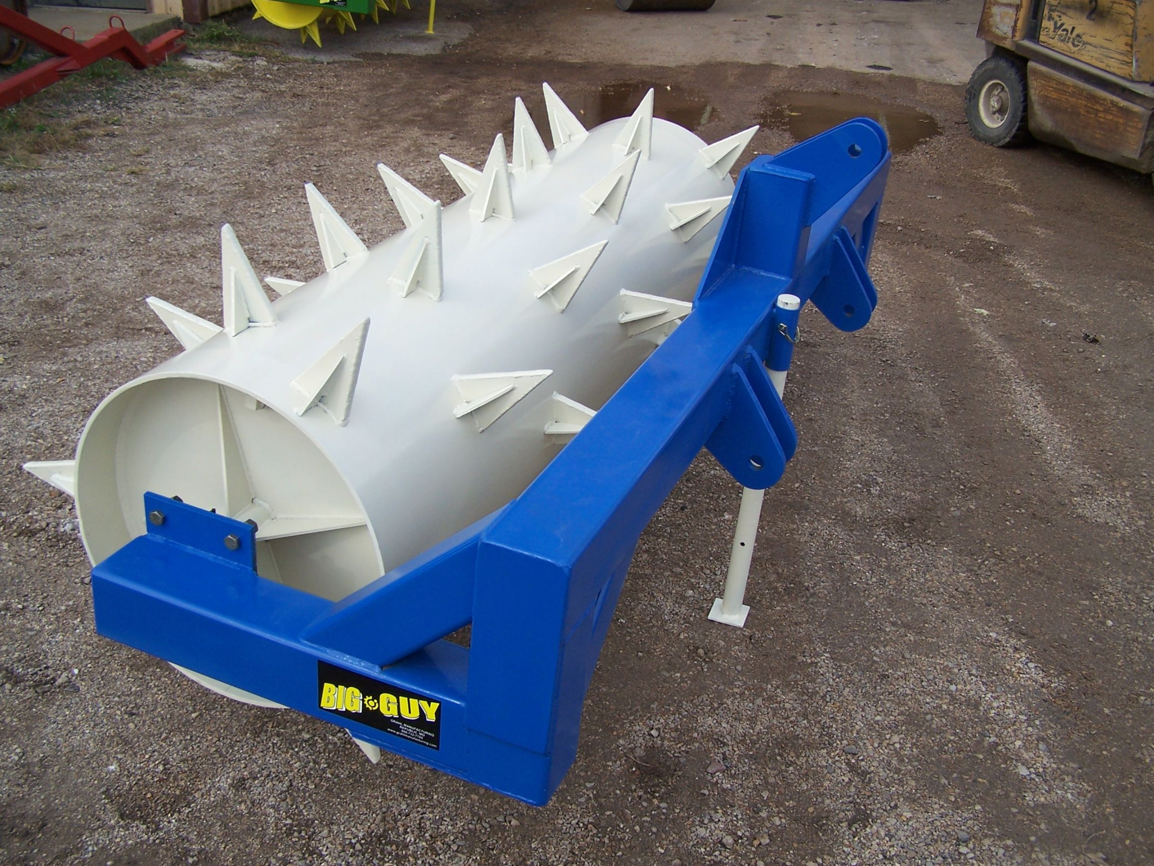 Spiker Aerators Small Aerator Grahl Manufacturing