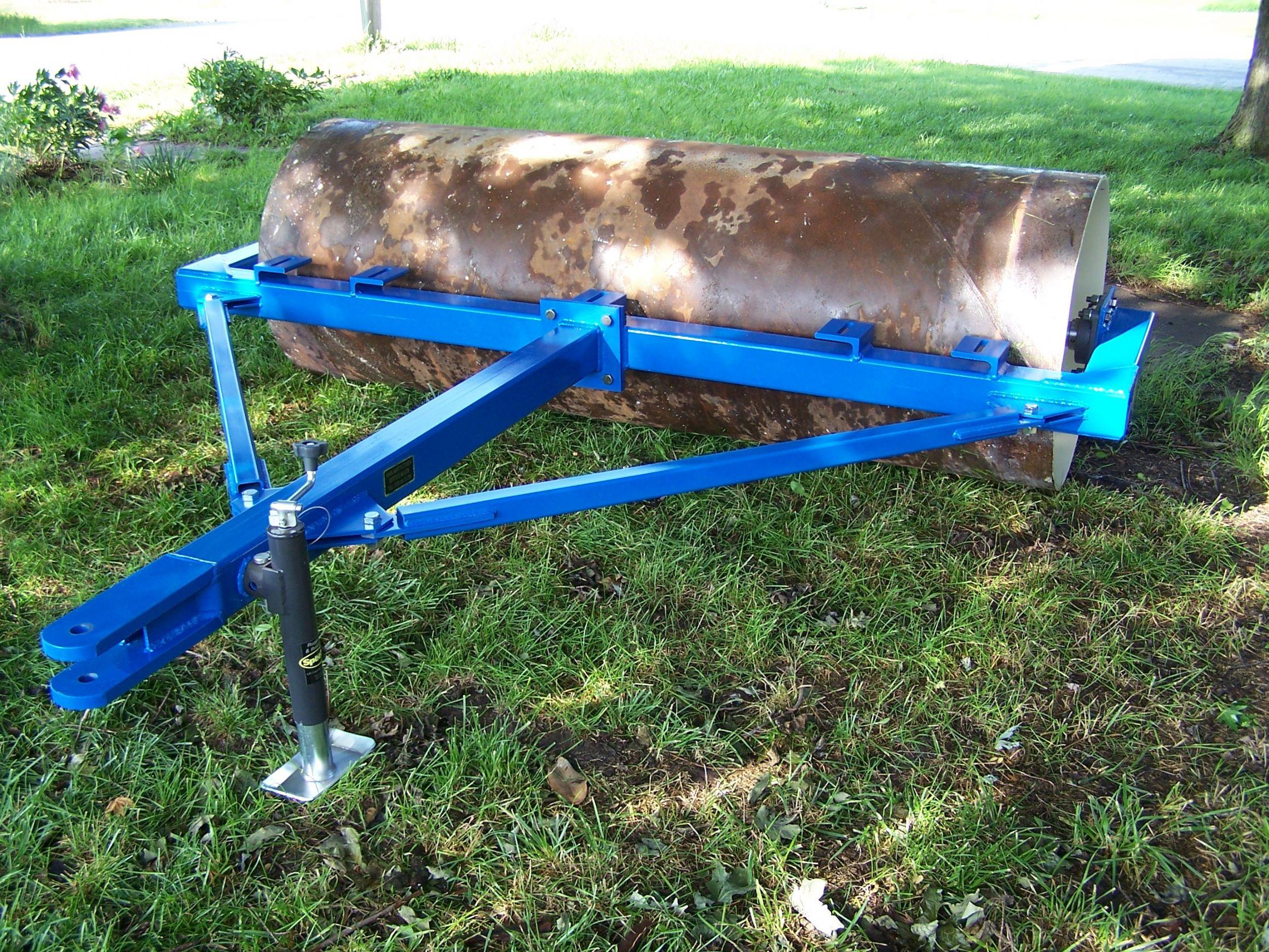field rollers large 3 pt feature grahl manufacturing. Black Bedroom Furniture Sets. Home Design Ideas