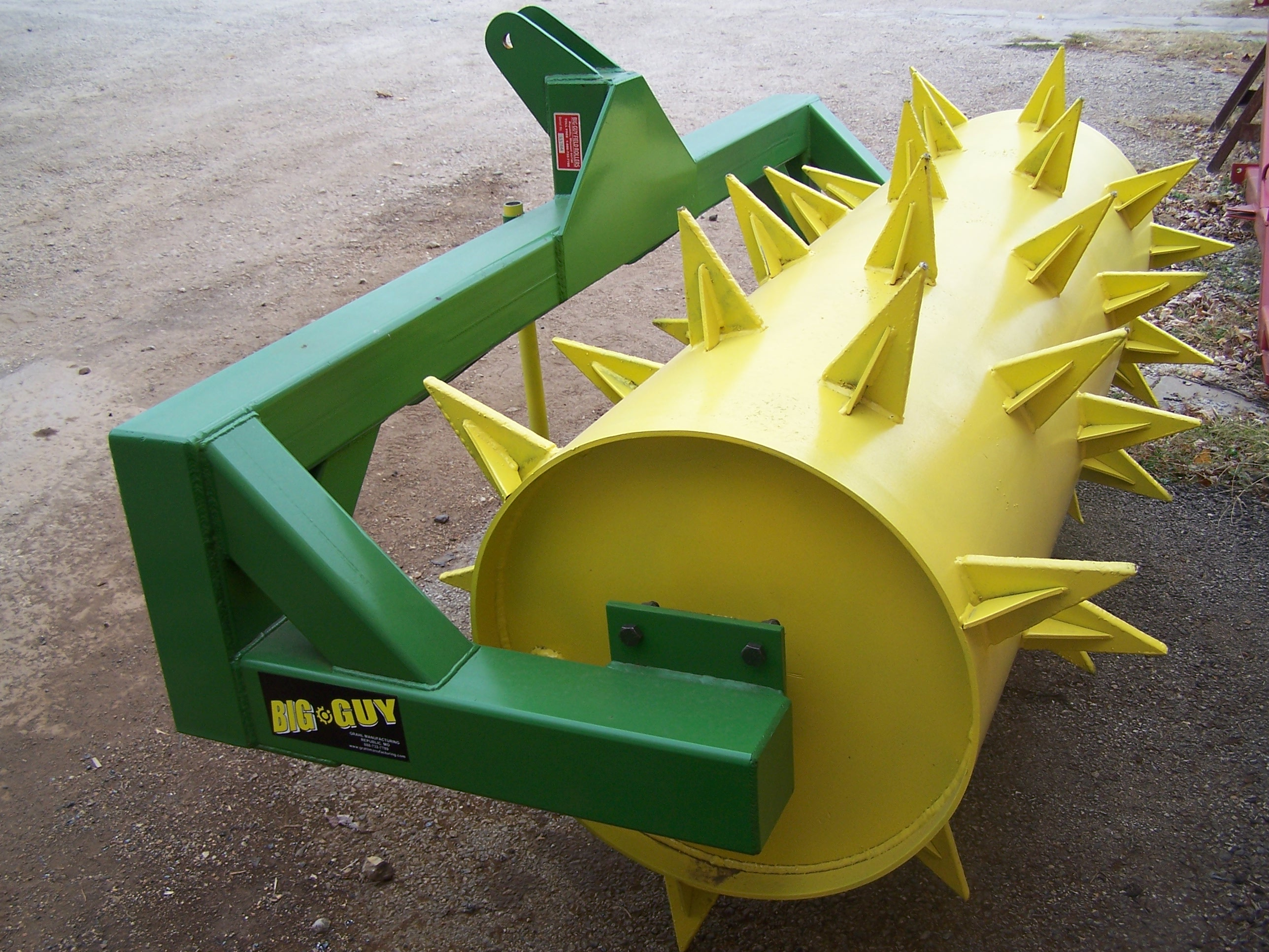 Spike Aerators Grahl Manufacturing