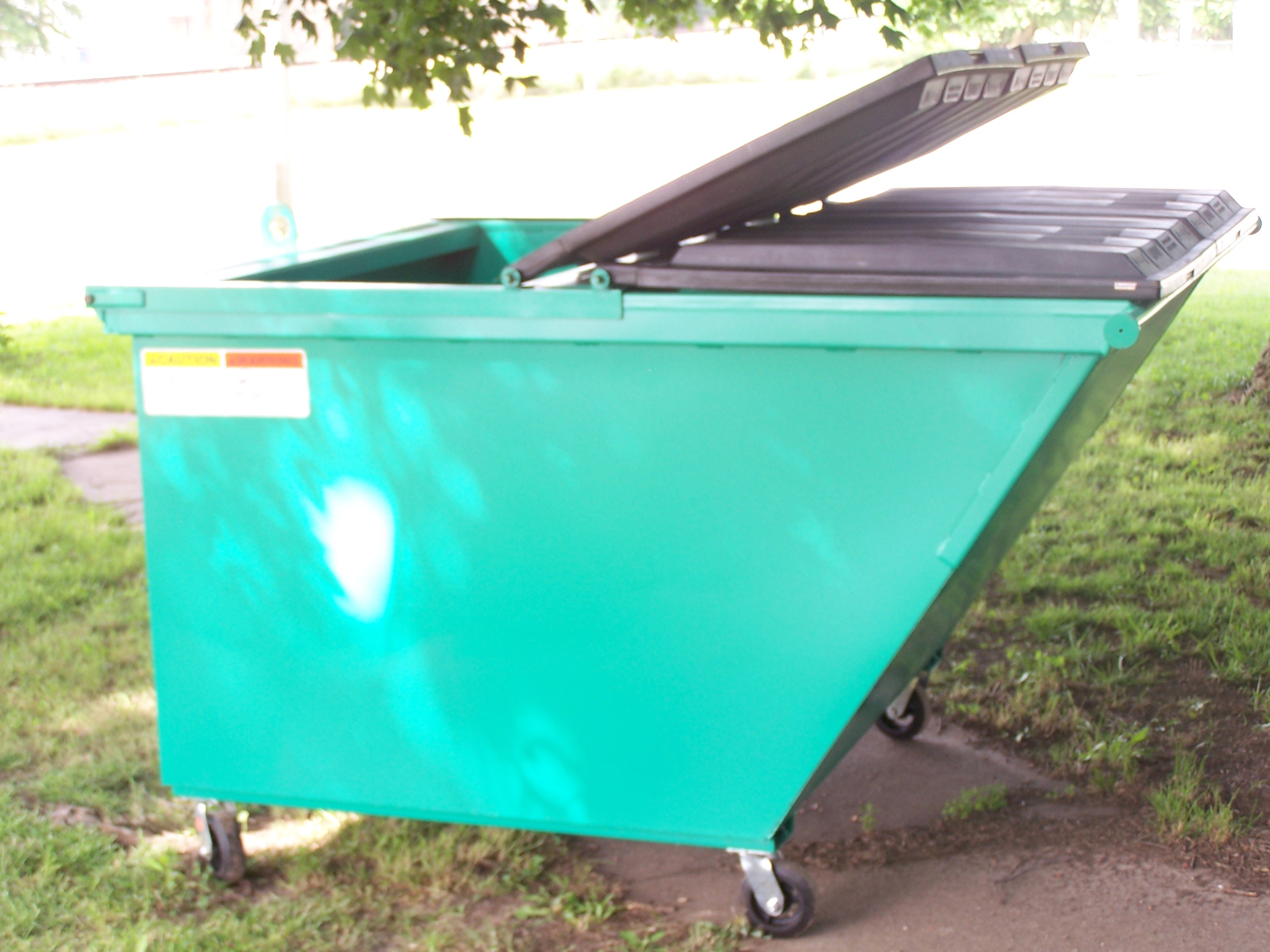 Trash Containers Dumpsters Commercial Use Grahl