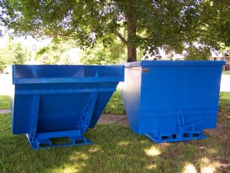 Trash Containers, Dumpsters, Commercial Use